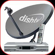 REMOTE TV DISH/DTH UNIVERSAL