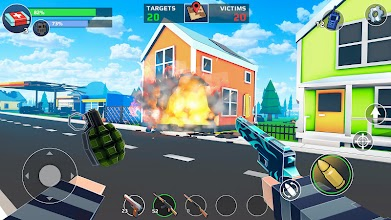 PIXEL'S UNKNOWN BATTLE GROUND screenshot thumbnail