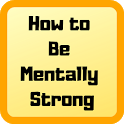 How to Be Mentally Strong Tips icon