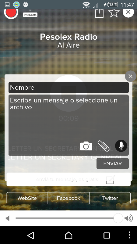 Solex Mal Radio- screenshot
