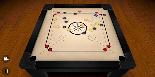 Carrom Club 3D FREE ( CARROM BOARD GAME ) 9