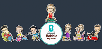 Bobble Keyboard - GIF, Emojis, Fonts, & Themes