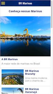 BR Marinas - náhled