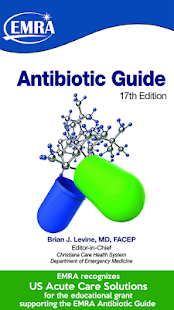 2017 EMRA Antibiotic Guide- screenshot thumbnail