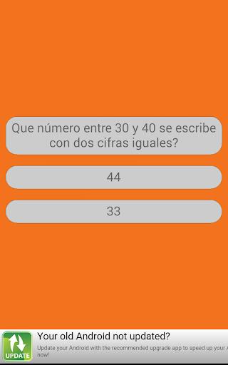 Preguntas de Matematicas 2°