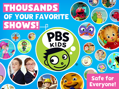 PBS KIDS Video- screenshot thumbnail
