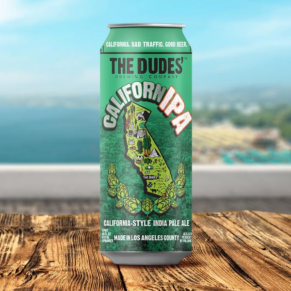 Logo of The Dudes' CalifornIPA