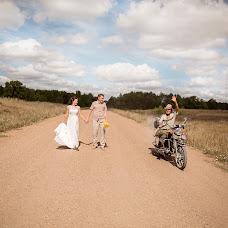 Wedding photographer Lesya Dautova (Redfoxstudio). Photo of 07.08.2016