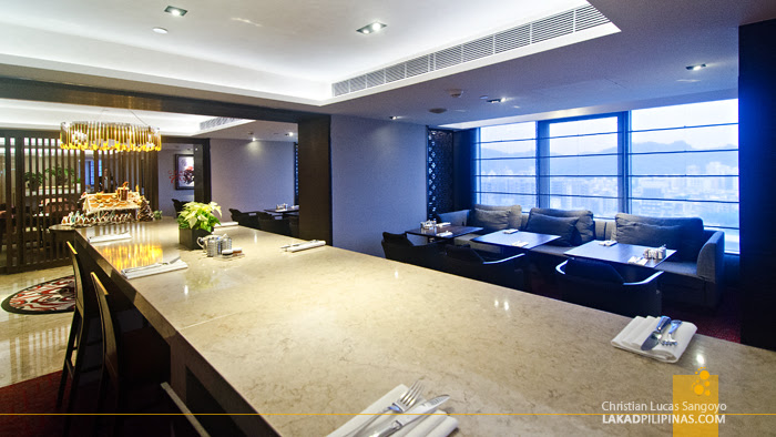 Grand Hyatt Taipei Grand Club Loungue