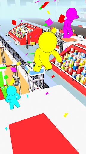 Stickman Race 3D apktram screenshots 4