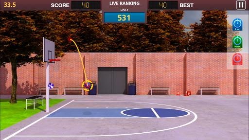 Basketball Mega Sports NBA Stars 1.9.9 screenshots 1