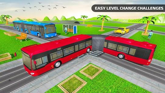 Metro Bus Public Transport : Bus Simulator Offroad 3