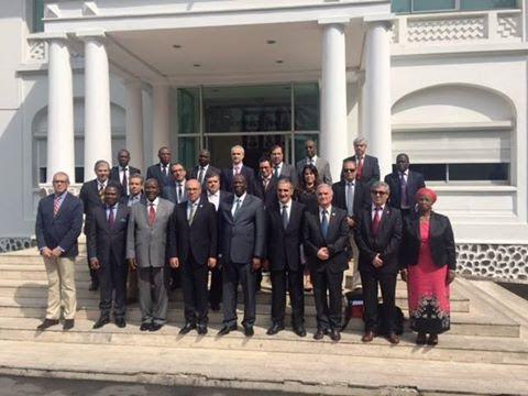 Douro e Costa do Marfim reforçam relações bilaterais