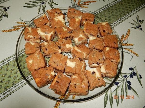 Cheesecake Cookie Bars Recipe