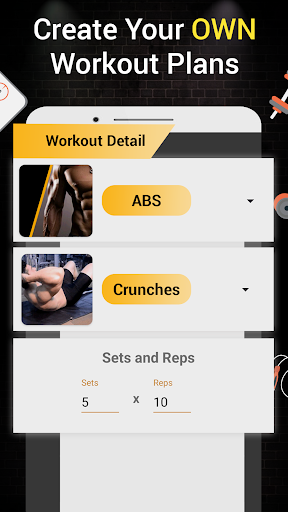Pro Gym Workout (Gym Workouts & Fitness) 5.4 Screenshots 7