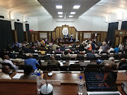 When the Nelson Mandela Bay council chamber adjourned  on Monday, deputy mayor Thsonono Buyeye allegedly received a threatening phone call and SMS.