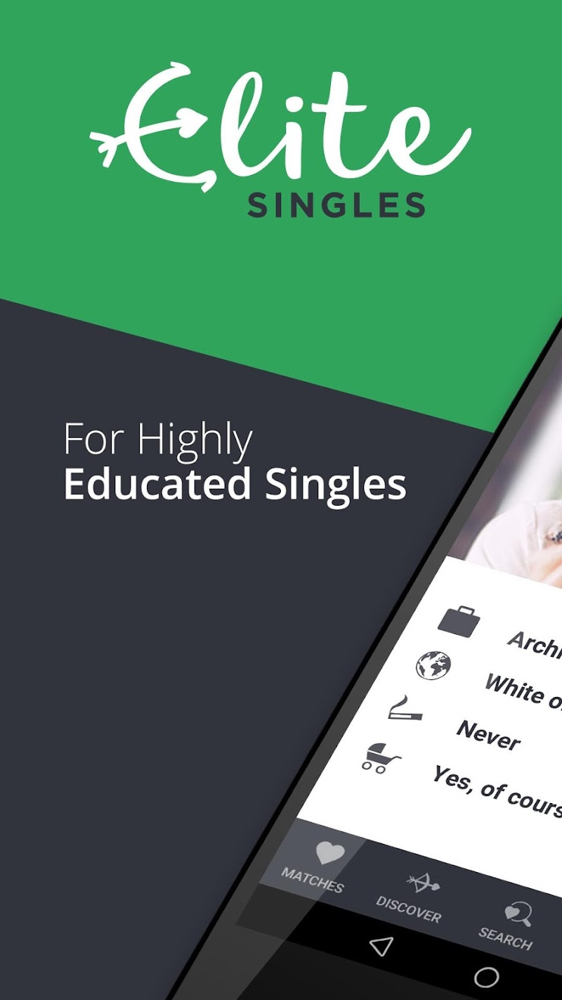 EliteSingles – Dating for Single Professionals APK Cracked Free