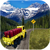 Cargo Transport Truck Driver game