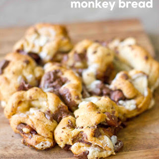 S'mores Monkey Bread