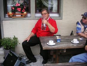 Photo: Fritz mit kühlem Drunk