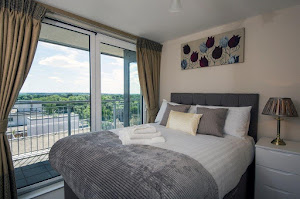 Holland Gardens serviced apartments, Brentford