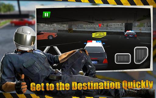 Modern Police Multistory Parking Simulator 1.3 screenshots 2