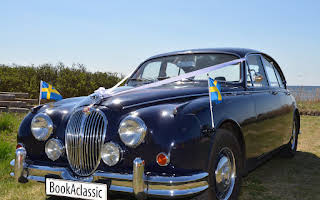 Jaguar MK2 Rent Halland