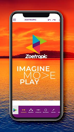 Zoetropic (free) - Photo in motion 1.9.28 screenshots 1