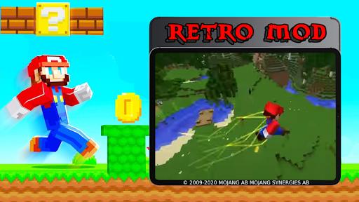 Retro mod 7.1 screenshots 1