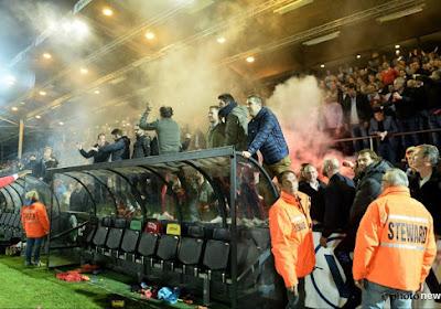 La guerre est totale entre les fans de l'Antwerp et du Beerschot: Des affrontements ont eu lieu
