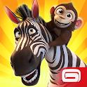 Wonder Zoo: Animal rescue game icon
