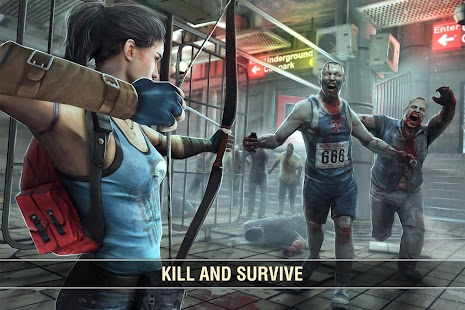 DEAD TRIGGER 2 - Zombie Survival Shooter FPS Screenshot