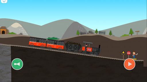 Brick Train Build Game For Kids & Preschoolers 1.5.140 screenshots 8