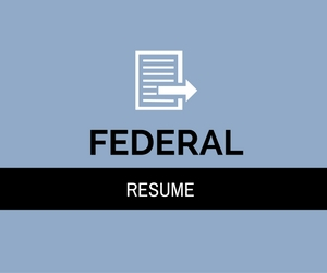 Create Your Federal Resume  Go Government