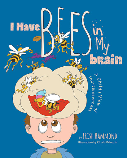I Have Bees in My Brain cover