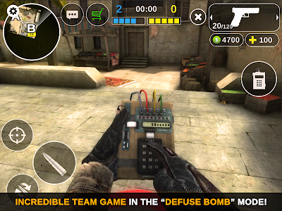 Counter Attack - Multiplayer FPS 1.1.99 (Mod)