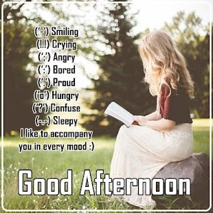 Good Afternoon Quotes - náhled