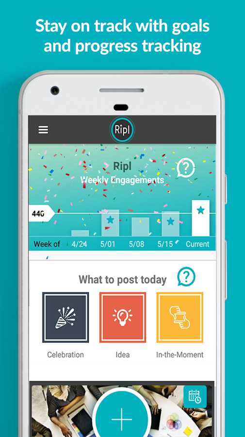Ripl: Make Eye-Catching Videos- screenshot