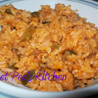 Easy Spanish Rice