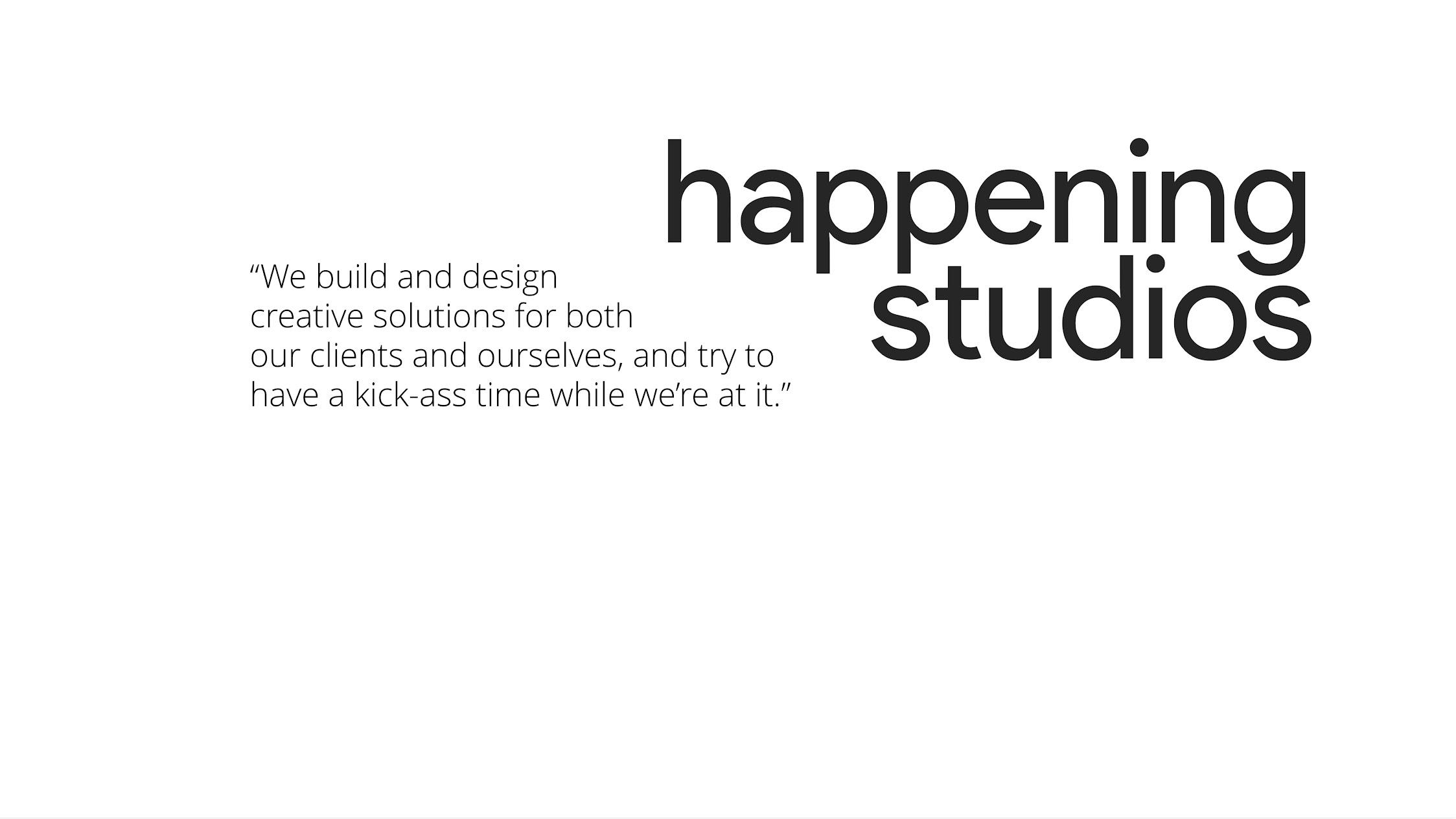 Happening Studios