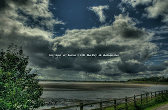 Photo: River Mersey from West Bank, Widnes