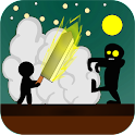 Swipe Zombie Crusher icon