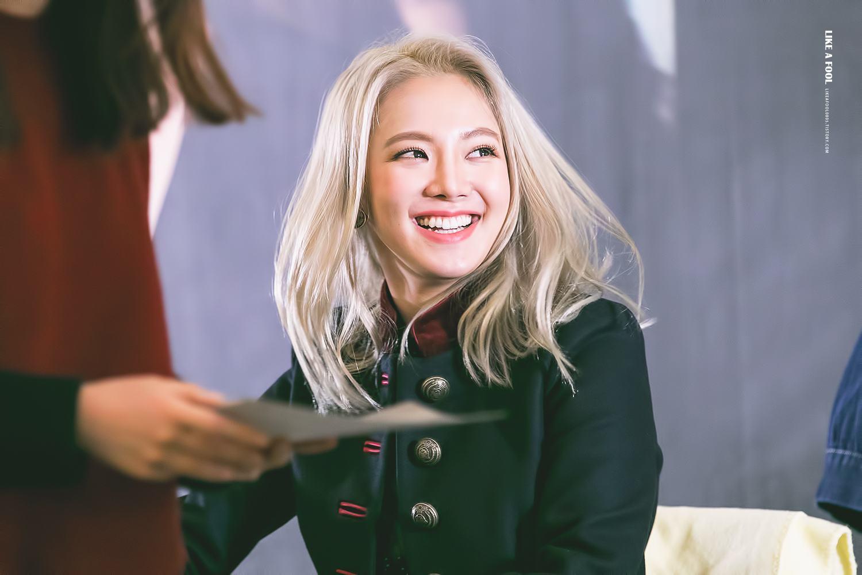 hyoyeon 1
