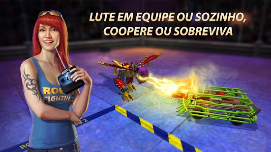 Luta De Robo Android screenshot