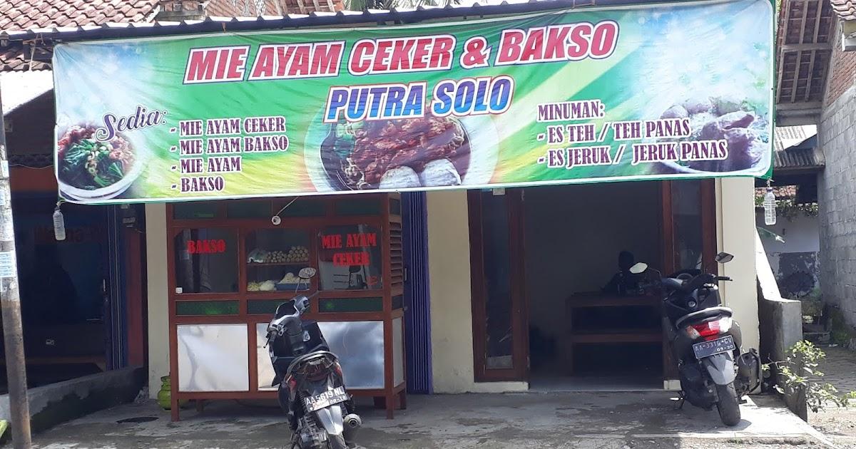 Spanduk Mie Ayam Dan Bakso - desain banner kekinian