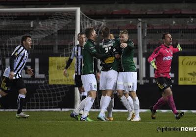 Faux-départ en 2015 pour les Zèbres face au Cercle de Bruges (0-2)