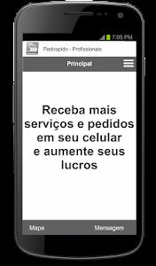 Pedirapido - Profissional screenshot 0