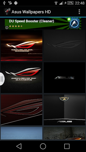 HD Wallpapers For Asus