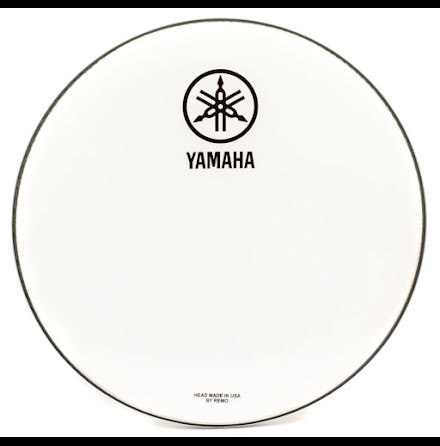 Yamaha Frontskinn - New logo