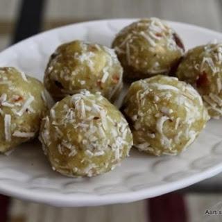 Sweet Potato (Shakkarkandi) Laddu